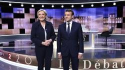 Pour Marine Le Pen, son débat contre Macron est