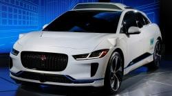 Jaguar se lance dans la voiture 100% autonome destinée aux