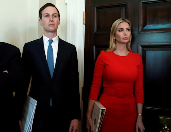 Kushner received his security clearance: reports