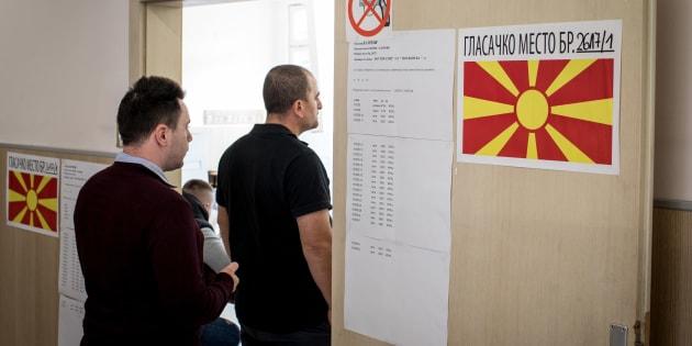 """Macédoine: Plus de 90% de """"oui"""" pour changer le nom du pays Http%3A%2F%2Fo.aolcdn"""