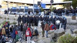 Muro francese a Ventimiglia, migranti allo stremo. Per Oxfam