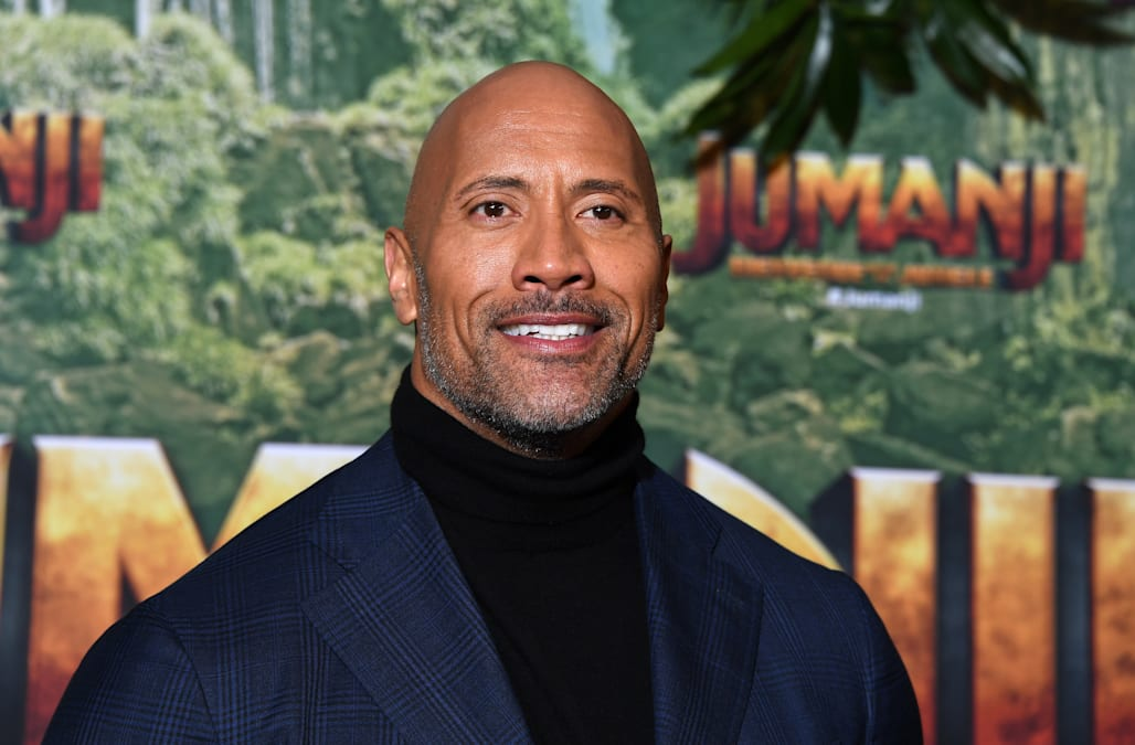 Dwayne johnson net worth see how much the rock is worth now aol dwayne johnson age 45 is one of the biggest movie stars in the world he commands huge salaries for his films like jumanji welcome to the jungle due m4hsunfo