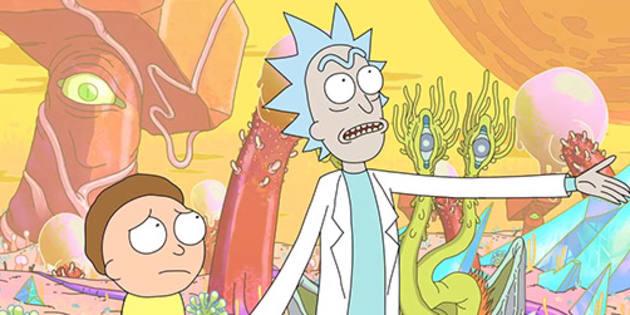 """Vous attendez la saison 4 de """"Rick et Morty"""" avec impatience? Mauvaise nouvelle..."""