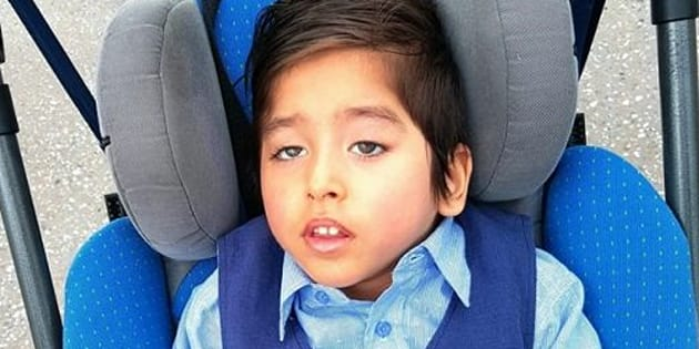 Queenslanders are being urged to look out for this 4 year old boy who requires ongoing medical help.