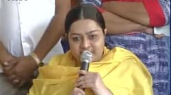 Sasikala's Family Does Not Deserve To Lead The People Of TN, Says Deepa