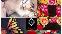 Una apuesta por el mexicano que diseña alta costura en