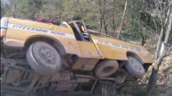 32 Injured As School Bus Overturns In Himachal Pradesh's