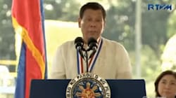 Le président des Philippines donne l'ordre aux policiers de tuer