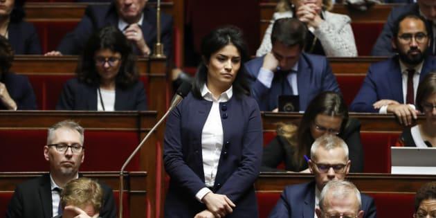 """La députée LREM Sonia Krimi fait partie des membres du groupe qui ont exprimé leur malaise face à une proposition de loi jugée trop dure sur les migrants """"dublinés""""."""
