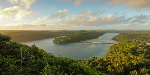 Parc national du mont Talau, Tonga. Les 170 îles du royaume ont été privées d'internet pendant deux semaines.
