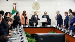 Meade entrega al Congreso Paquete Económico