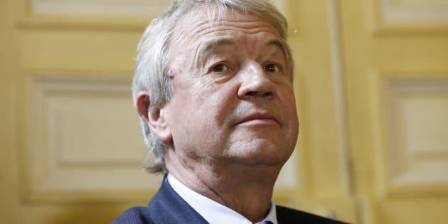 Antoine Gallimard, le PDG de la maison d'édition.
