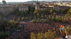 La Catalogne en grève générale, 700.000 personnes ont manifesté à