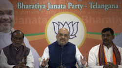 Telangana polls crucial test for BJP to gain foothold in the