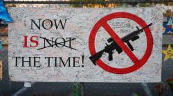 Chega da cultura de armas nos Estados Unidos e seus trágicos
