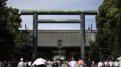 靖国神社に侵入の疑いで中国人を逮捕 敷地内で「物を燃やしていた」とみられる
