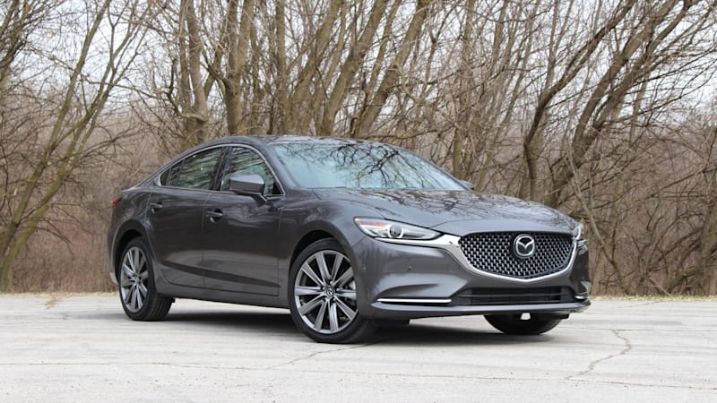 2020 Mazda6 Review | Price, features, specs, photos