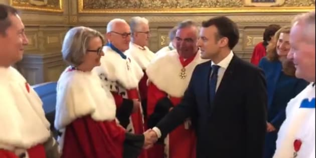 Macron Veut Supprimer La Cour De Justice De La Republique Tout En