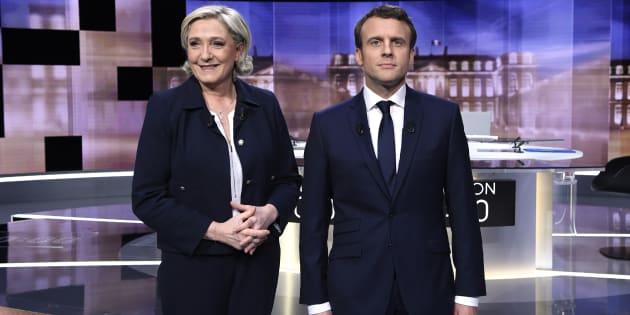 Puisque nous n'avons pas pu construire un front républicain, votons au moins Macron.