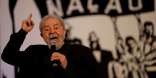 Lula defendeu união da esquerda em congresso do PCdoB.
