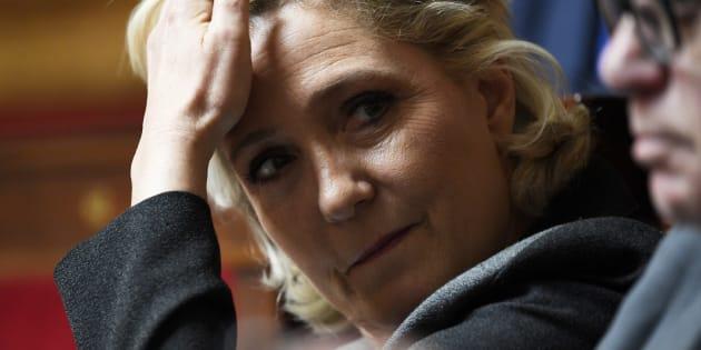 Faute de pouvoir recouvrir ses 2 millions d'euros, le Rassemblement national de Marine Le Pen pourrait se déclarer en cessation de paiement d'ici la fin de l'été.