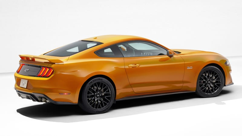Ford Mustang may soon have Chevy Camaro 1LE-like performance pack