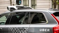 Uber reprend très prudemment ses essais de voiture