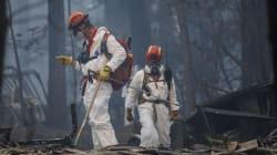 Les incendies en Californie ont fait plus de 60 morts et 600