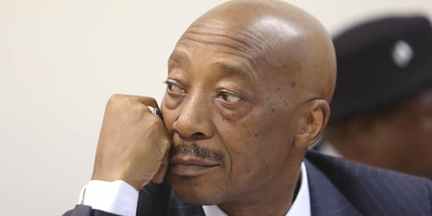 Tom Moyane appeared before a parliamentary committee to present the revenue service's annual report and to field questions about the suspension, investigation and reinstatement of Jonas Makwakwa.