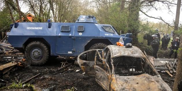 Une douzaine de blindés sera déployée à Paris lors des manifestations des gilets jaunes.