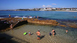 NSW Tries To Keep Cool As A Heatwave Burns Through The