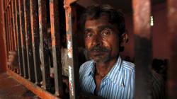 10 Indian Fishermen Apprehended By Sri Lankan Navy In Palk
