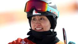 竹内智香、連続メダルならず。5度目の冬季オリンピック(スノーボード女子大回転)
