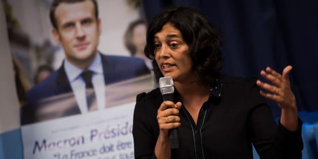 Le résultat de Myriam El Khomri  au second tour des législatives 2017