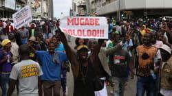 Crise au Zimbabwe: des milliers de personnes manifestent contre