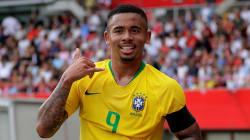 Gabriel Jesus bomba nas redes após vitória da Seleção em último teste antes da