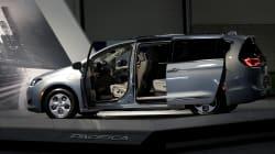 Honda Accord et Chrysler Pacifica, véhicules de l'année 2018 au