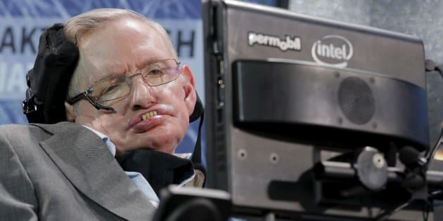 Mort de Stephen Hawking: Comment sa voix est devenue une pub mondiale pour Intel