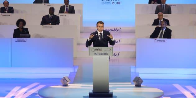 Francophonie: Macron victorieux mais critiqué pour son soutien à la candidate rwandaise.