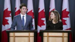 Trudeau Says USMCA Secures 'Higher Standard Of Living' For