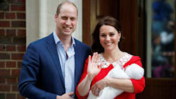 The Royal Baby Name Has Been Announced: Meet Louis Arthur