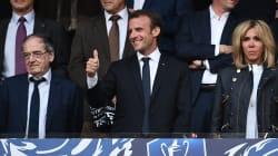 Emmanuel et Brigitte Macron attendus à Clairefontaine pour déjeuner avec les