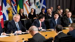 Trudeau tente de se montrer