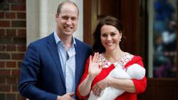 Kate et William présentent leur troisième