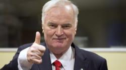 Mladić, el carnicero de los Balcanes, declarado culpable del genocidio de