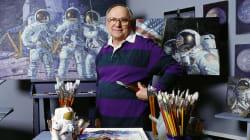 L'astronaute Alan Bean est décédé, il avait marché sur la