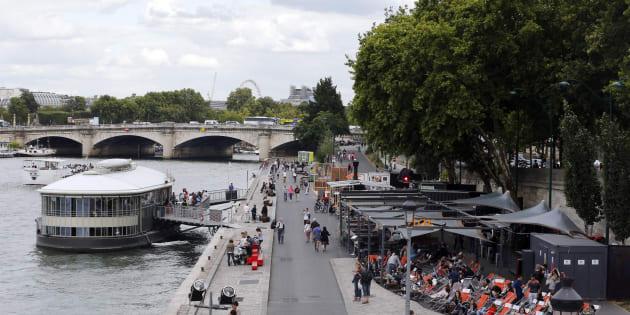 La fin des voies sur Berges pourrait bien entraîner le début d'une ZAD en plein Paris.