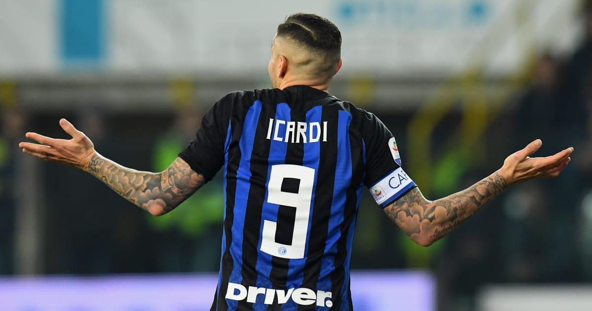 """L'Inter ha tolto la fascia di capitano a Mauro Icardi. Spalletti: """"Era stato convocato ma ha scelto di non venire"""""""