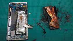 On sait pourquoi les batteries des Samsung Galaxy Note 7 ont