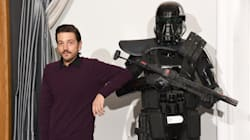 Diego Luna Shares A 'Star Wars' Story That Will Bring Tears To Your